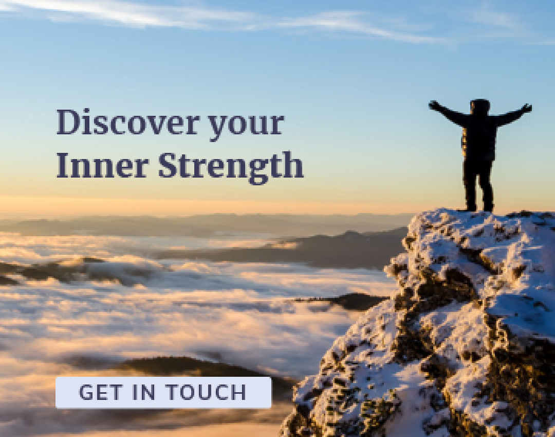 Discover your inner strength therapy